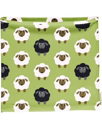 Maxomorra Loop Schlauchschal SHEEP grün C3482-M480 GOTS