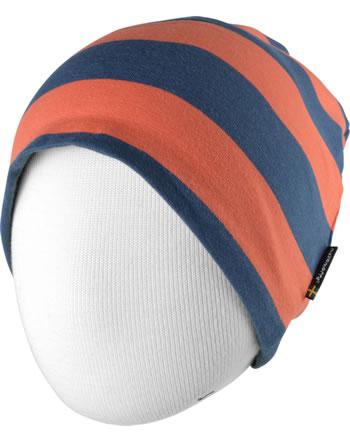 Maxomorra Mütze Beanie STRIPE stripe rowan C3449-M521 GOTS