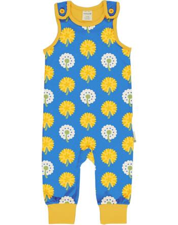 Maxomorra Grenouillère DANDELION bleu/jaune C3477-M475 GOTS