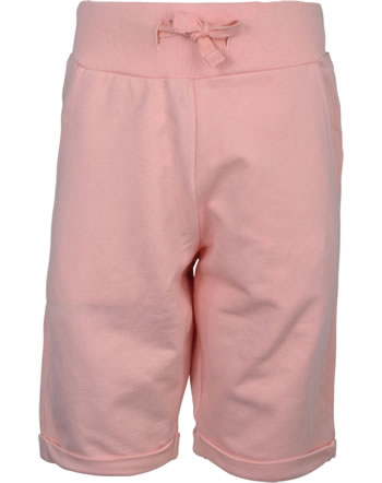 Maxomorra Sweat-Shorts Bermuda SOLID blossom GOTS M543-D3360