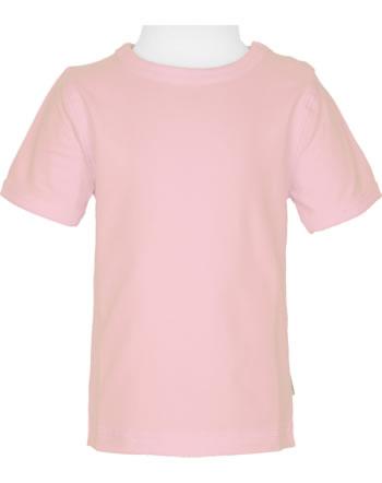 Maxomorra T-Shirt Kurzarm SOLID BLOSSOM rosa C3495-M448 GOTS