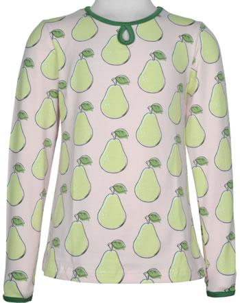 Maxomorra T-Shirt/Tunic PEAR pink C3416-M441 GOTS