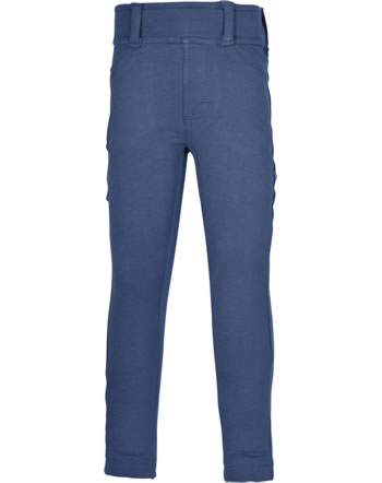 Maxomorra Treggings Sweat-Hose UNI navy M401-C3359 GOTS