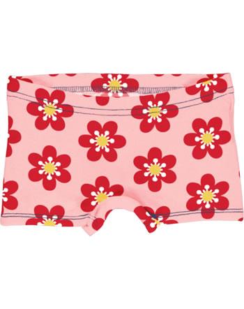 Maxomorra Briefs Boxer Panty ANEMONE pink C3430-M513 GOTS