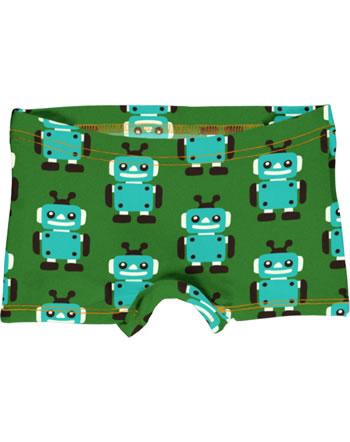 Maxomorra Briefs Boxer Panty ROBOT green C3422-M513 GOTS