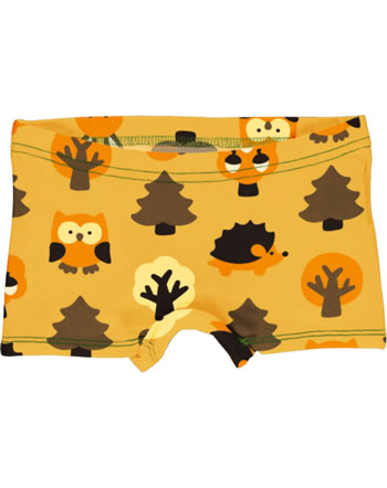 Maxomorra Briefs Boxer Panty YELLOW FOREST yellow C3423-M513 GOTS