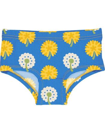 Maxomorra Slip Hipster DANDELION bleu/jaune C3477-M487 GOTS