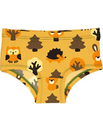 Maxomorra Briefs Hipster YELLOW FOREST yellow C3423-M487 GOTS