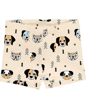 Meyadey Boxer Shorts HAPPY DOGS orange C3514-M466 GOTS