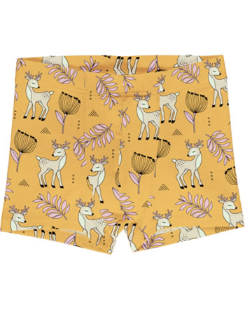 Meyadey Boxer Shorts POPPY DEER yellow C3465-M466 GOTS