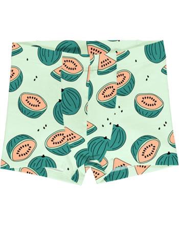 Meyadey Boxer Shorts WATERMELON vert C3508-M466 GOTS