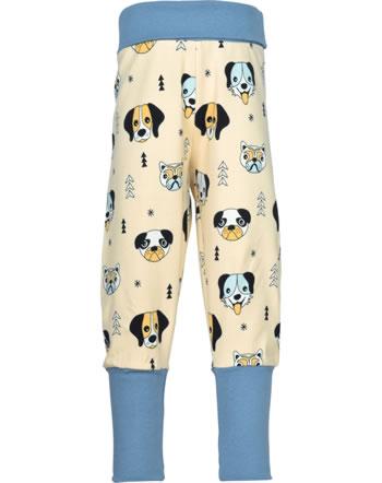 Meyadey Pantalon HAPPY DOGS orange C3514-M476 GOTS