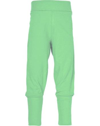 Meyadey Pantalon Solid GREENGAGE vert C3519-M451 GOTS