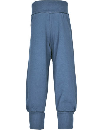 Meyadey Pants Rib Solid MOONLIGHT blue C3518-M451 GOTS