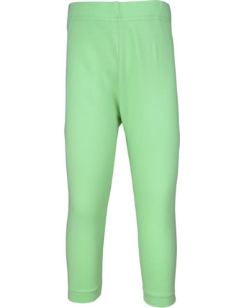 Meyadey Leggings Cropped Solid GREENGAGE green C3519-M538 GOTS