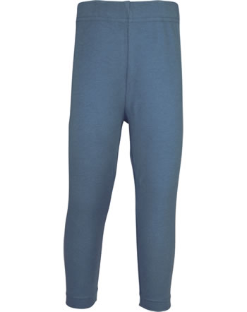 Meyadey Leggings Cropped Solid MOONLIGHT blue C3518-M538 GOTS