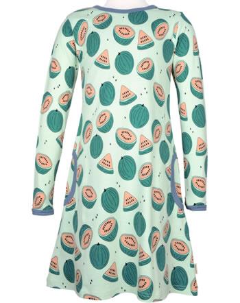 Meyadey Robe manches longues WATERMELON vert C3508-M436 GOTS