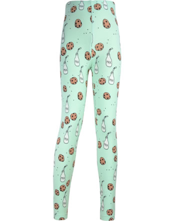 Meyadey Leggings MILK & COOKIES blau C3463-M474 GOTS