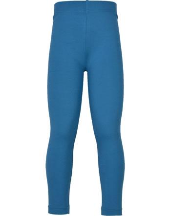 Meyadey Leggings Solid DEEP WATER blau YAS1-41A GOTS