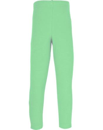 Meyadey Leggings Solid GREENGAGE vert C3519-M512 GOTS
