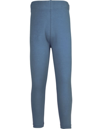 Meyadey Leggings Solid MOONLIGHT blue C3518-M512 GOTS