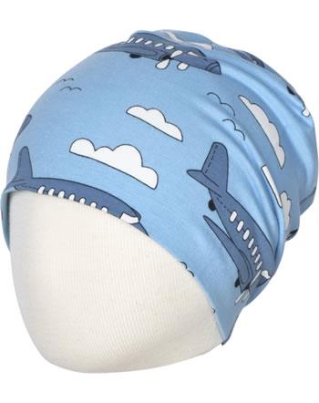 Meyadey Chapeau AIROPLANE bleu C3510-M544 GOTS