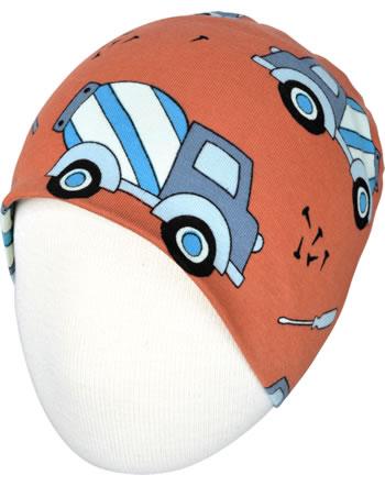 Meyadey Chapeau CEMENT TRUCK orange C3507-M544 GOTS