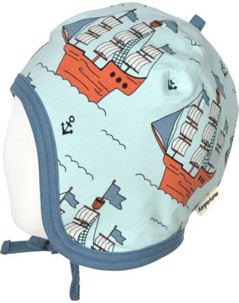 Meyadey Mütze zum Binden PIRATE ADVENTURES blau C3515-M391 GOTS