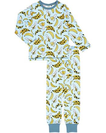 Meyadey Pyjama BANANANA bleu C3504-M437 GOTS