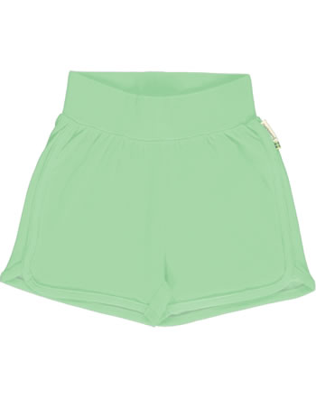 Meyadey Runner Shorts Solid GREENGAGE vert C3519-M537 GOTS
