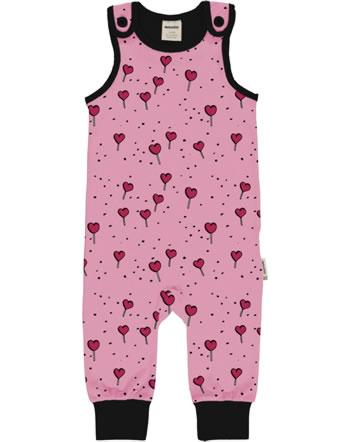 Meyadey Playsuit LOLLIPOP LOVE pink C3462-M475 GOTS