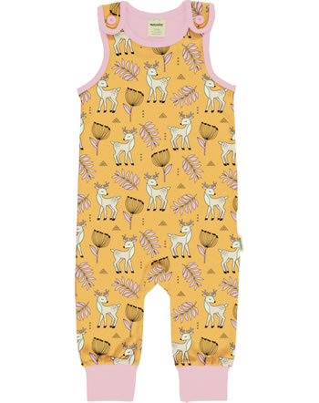 Meyadey Playsuit POPPY DEER yellow C3465-M475 GOTS