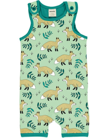 Meyadey Playsuit Short WILD FOX green D3401-M377