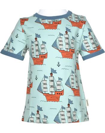 Meyadey T-shirt manches courtes PIRATE ADVENTURES bleu C3515-M468 GOTS