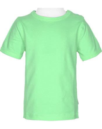 Meyadey T-shirt manches courtes Solid GREENGAGE vert C3519-M448 GOTS