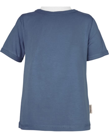 Meyadey T-Shirt shortsleeve Solid MOONLIGHT blue C3518-M448 GOTS