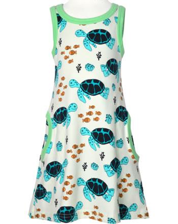 Meyadey Träger-Kleid TURTLE TIDE blau C3512-M540 GOTS
