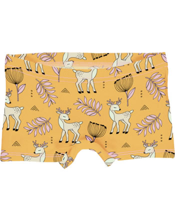 Meyadey Briefs Boxer Panty POPPY DEER yellow C3465-M513 GOTS