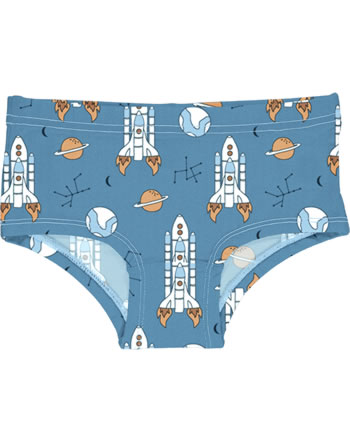 Meyadey Briefs Hipster READY TO TAKE OFF blue C3466-M487 GOTS