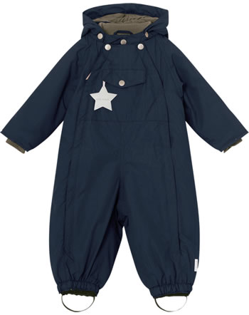 Mini A Ture Snowsuit Thermolite® WISTI blue nights 1203097700-595