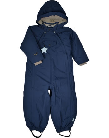 Mini A Ture Snowsuit Thermolite® WISTI peacoat blue 1193097700-590