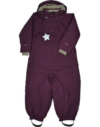 Mini A Ture Snowsuit Thermolite® WISTI winetasting plum 1193097700-480
