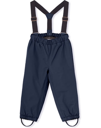 Mini A Ture Schneehose abnehmbare Träger WILAS blue nights 1213095700-5950
