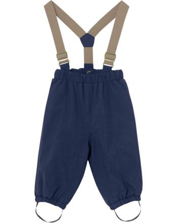 Mini A Ture Pantalon de neige sangles amovibles WILAS peacoat blue 1193096700-590