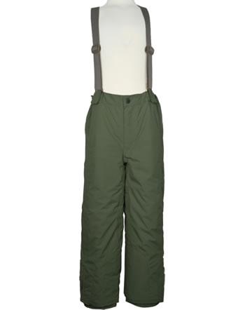 Mini A Ture Pantalon de neige sangles amovibles WITTE forest night 1203127700-797