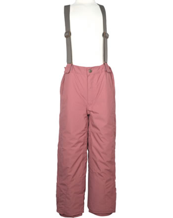 Mini A Ture Snow pants removable straps WITTE withered rose 1203127700-385