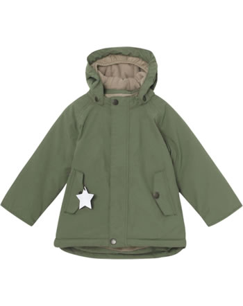 Mini A Ture Winter Jacket Thermolite® WALLY beetle 1193091700-860