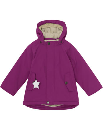 Mini A Ture Veste d'hiver Thermolite® WALLY cherry 1193091700-288