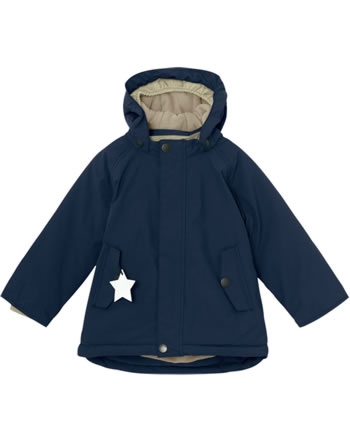 Mini A Ture Winter Jacket Thermolite® WALLY peacoat blue 1193091700-590