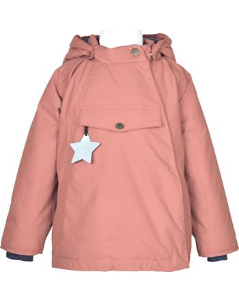 Mini A Ture Winter-Jacke m. Kapuze Thermolite® WANG aragon red 1213100700-2592